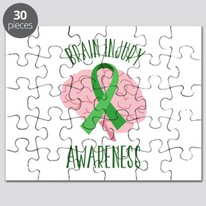 Brain Injury Awareness Puzzle